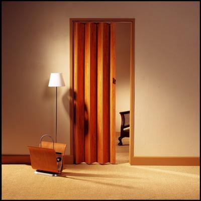 Гармошкой двери своими руками