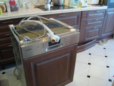 встроеной посудомойки?