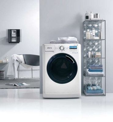установка ремня стиральной машины