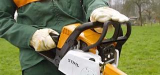 Как разводить бензин для бензопилы штиль?