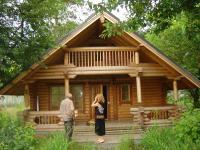 Деревянные дома из бруса Белгород