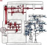 Фрезерный станок 6р82ш электрическая схема