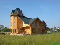 Дома из бруса в новгородской области