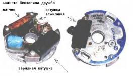 Переделка зажигания бензопилы Урал