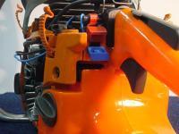 Ремонт мотора бензопилы