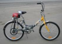 Установка двигателя на велосипед своими руками