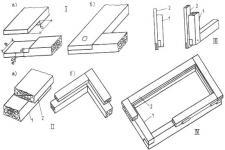 Соединения деревянных элементов
