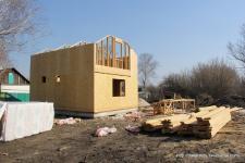 Строим второй этаж в частном доме