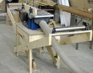 Деревообрабатывающий станок мастер 1800 универсальный