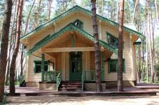 Дома из бруса из Владимира