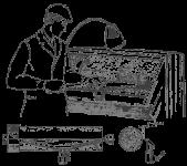 Точение древесины на токарном станке