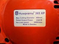 Бензопила husqvarna 365 xp инструкция