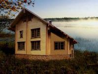 Деревянных домов проекты