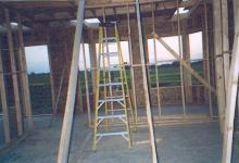 Построить второй этаж дома
