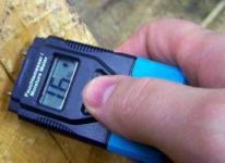 Влияние влажности на свойства древесины