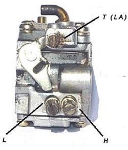 Ремонт карбюратора бензопилы 39