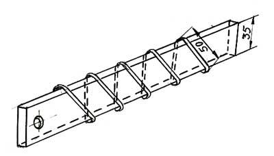 Как сделать станок для сетки рабицы своими