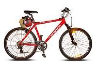 Как поставить двигатель на велосипед?