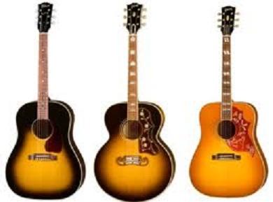 Дерево для акустических гитар