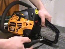 Бензопила partner 371 chrome ремонт своими руками 65