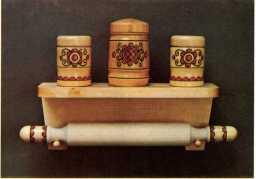 Художественное точение изделий из древесины