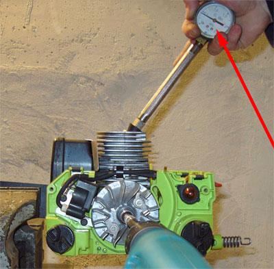 инструкция по эксплуатации бензопилы олео мак 936 - фото 4