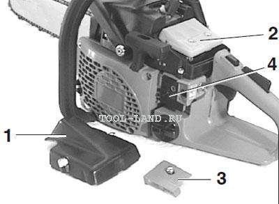 инструкция по эксплуатации бензопилы олео мак 936 - фото 11